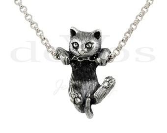 Kitten Pendant