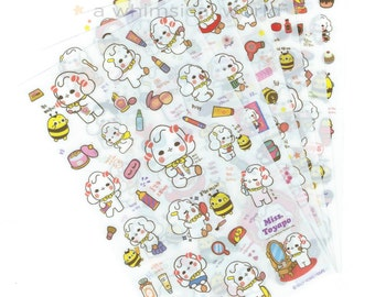 Stickers - Ms Toyapo Stickers (2pkts) | Diary | Planner