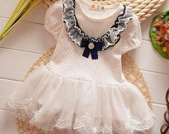 Polka Dot Tutu Dress