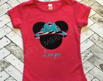 Minnie Mouse safari shirt, Animal Kingdom safari shirt, Safari Minnie Mouse, Zebra safari shirt