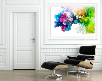 Large Abstract Art, FRAMED Abstract Print, Oversized Art, Large Art Prints, Giclee Art Print, Large Scale Photography, Large Scale Wall Art