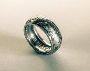 Ring Ring 50 Piastre Egypt 1956