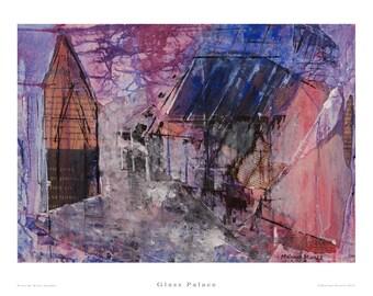 Fine Art Print - Glass Palace - Marina Stuart