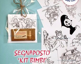 Placeholder KIT kids-5 kit set