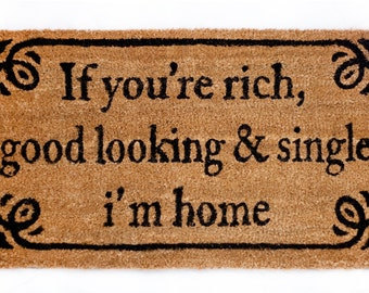 Doormat Single