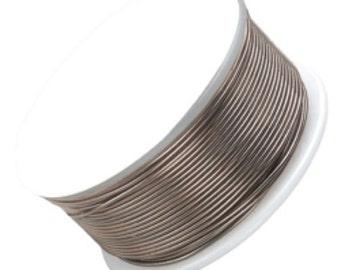 Artistic Wire, Gun Metal, 22 Gauge, 15 Yards   BDC-805.24