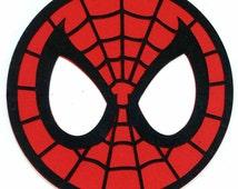 Marvel's Spider-Man Logo Scrapbook Die-cut LARGE FORMAT