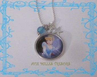 Necklace Princess Cinderella