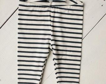 Simple Stripes- Cream
