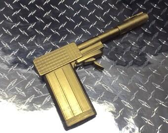 007 James Bond Resin Golden Gun Cosplay Gun Prop
