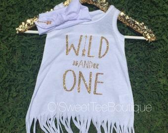 Wild and One Dress/ First Birthday/ Wild One/ Arrow Dress/ Baby Girl Dresses/