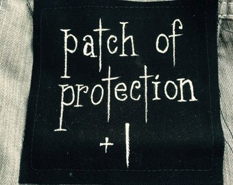 Patch of Protection +1 Hand-painted