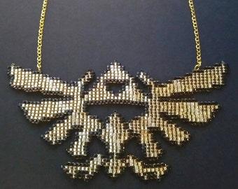 Hylian Crest Necklace