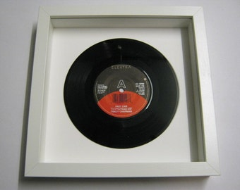 Fast Car - Tracy Chapman Framed Record