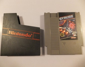 Gyruss Original NES Nintendo Vintage Video Game Cartridge