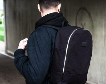 Backpack / Rucksack / Canvas Backpack / Canvas Rucksack / Daypack / Canvas Daypack / Book Bag