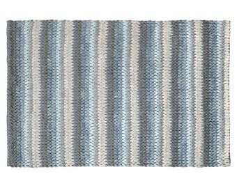 SOFT STRIPES wool rug
