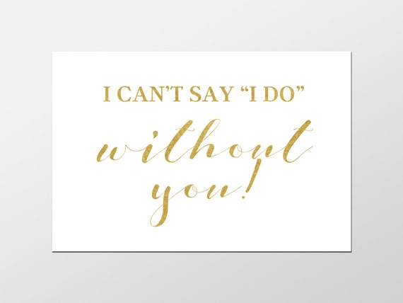 Eloquent image intended for i can't say i do without you free printable