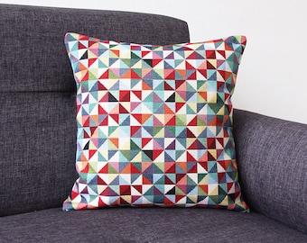 Cushion cover - Model GEOMETRIC Multicolor