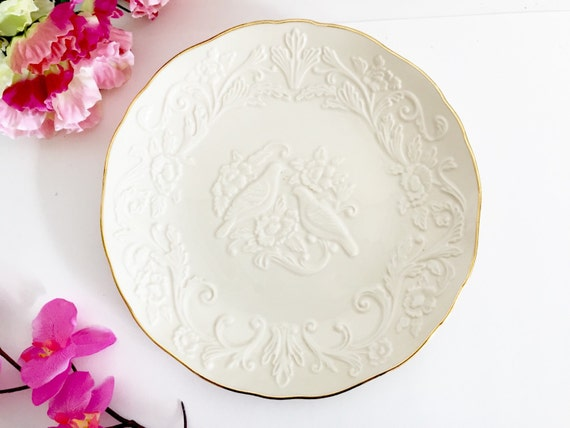 Lenox Wedding Gifts: Lenox Wedding Promises Anniversary Platter Wedding