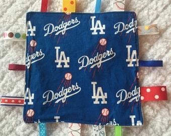 Dodgers baby Sensory Toy