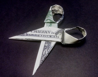 Money Scissors