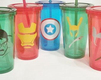 Avengers Tumblers