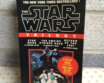 Vintage 80s Star wars trilogy book! Starwars book, Star Wars Trilogy