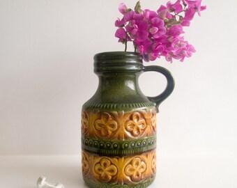 Vintage West Germany Vase