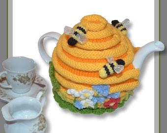 Bee Hive Tea Cosy