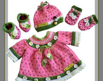 Watermelon Baby Layette