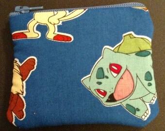 Pokemon Small Zippy Pouch