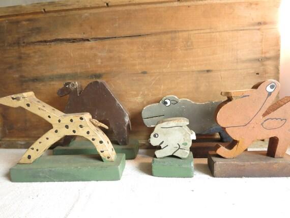 Vintage Wood Toys 51