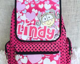 Pre-Order Lindy Hot Pink Backback