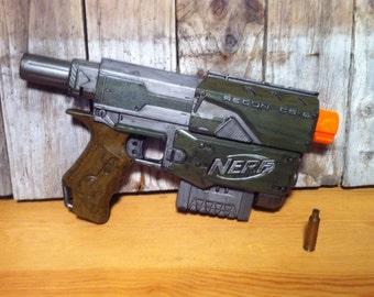 Wasteland Nerf Retaliator Bolt Pistol