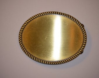 Personalized Belt Buckle-Includes Free Engraving