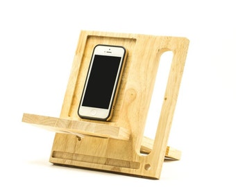 Gift For Husband,iPhone 6 Docking Station,Mens Gift,Personalized Boyfriend Gift,Anniversary Gifts For Boyfriend,Gift For Him,Docking Station