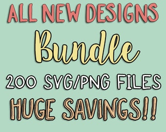 Big Sale Svg Bundle All Files In The Store In Svg Dxf Format