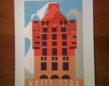 White Star Building, Liverpool, White Star Liner, Albion House, Cunard Line, Bruce Isbay, Titanic, 30 James Street, thejonesboys