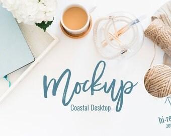 Coastal Creative   Desktop Scene #2