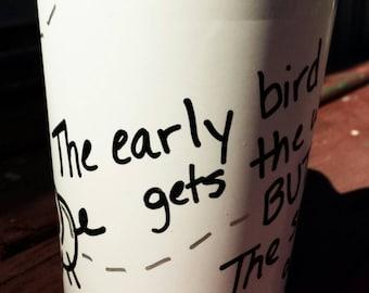 "12 oz ""The Second Mouse"" Mug"