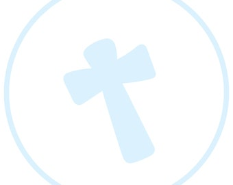 Communion/Baptism/Christening Favor Tags