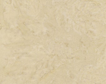 "Quilt Backing Fabric-XTonga Cream Marble Batik-Timeless Treasures- 106"" wide"