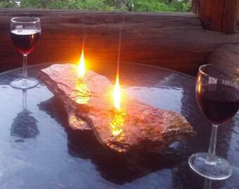 Rock Candle Handmade Montana