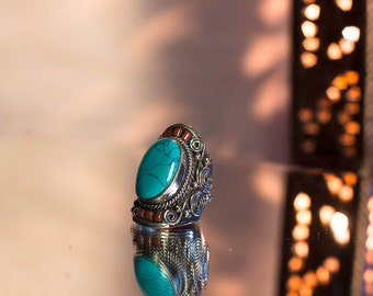 Persian Ring - Indian/ Pakistani Bracelet, boho, Festival, bohemian, gypsy , traditional