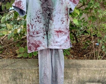 Zombie Scrubs