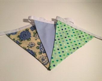 Blue/Green Bunting