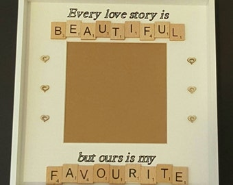 Every love story Picture frame