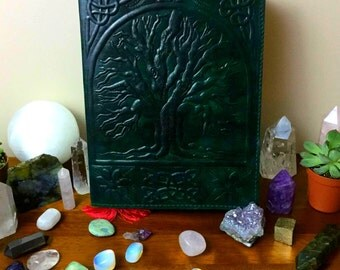 Green Tree of Life Grimoire