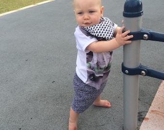 Confetti kid's shorts